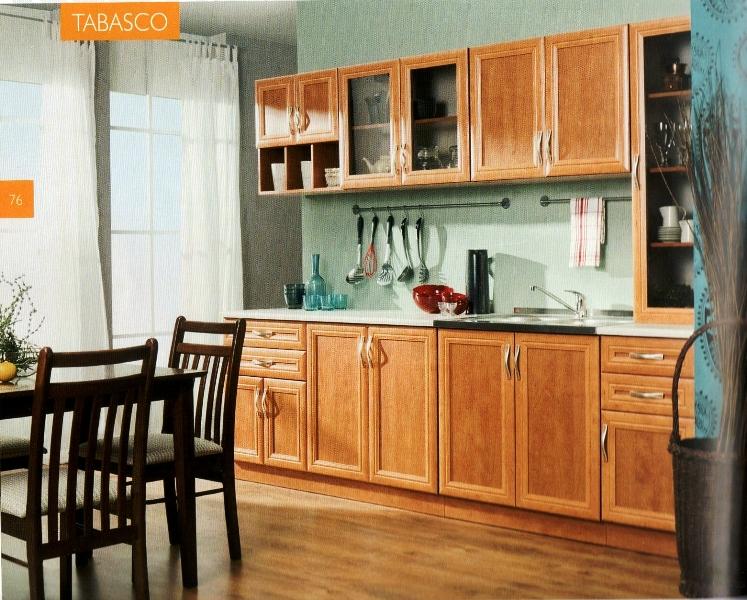 Kuchyně Tabasco AKCE 8600 KČ, Kuchyně Tabasco