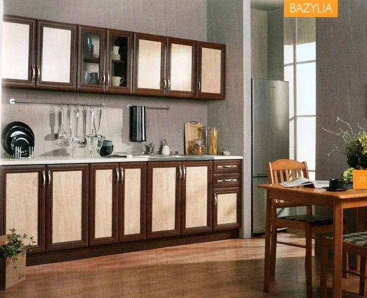Kuchyně Bazylia AKCE 8000 KČ, Kuchyně Bazylia
