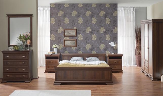 Ložnice Kora, postel