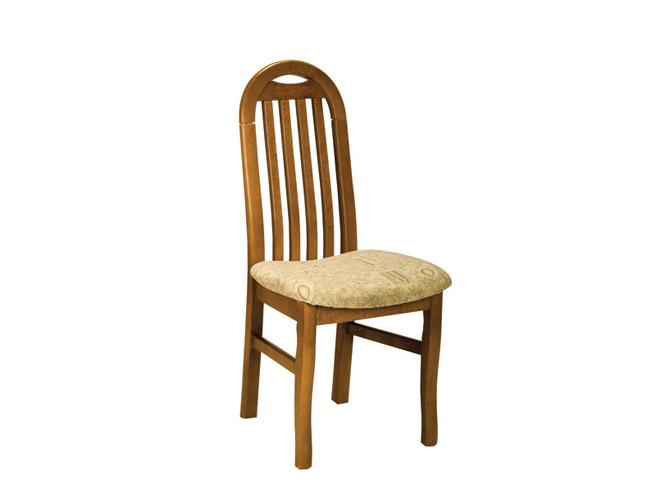 Rustikální nábytek Židle Oval s příčkami, rustikální židle Oval s příčkami, provedení buk