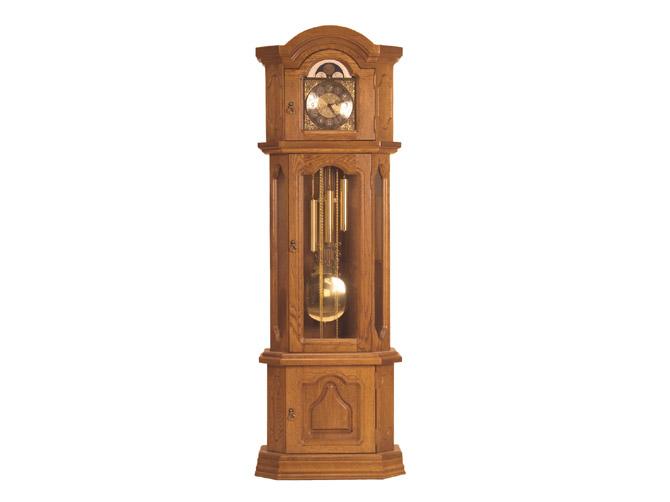 Rustikální nábytek Kinga Lux, sloupové hodiny Kinga Lux