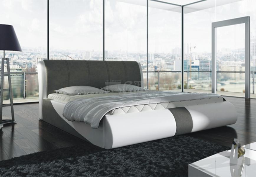 Ložnice Presto, manželská postel 140x200