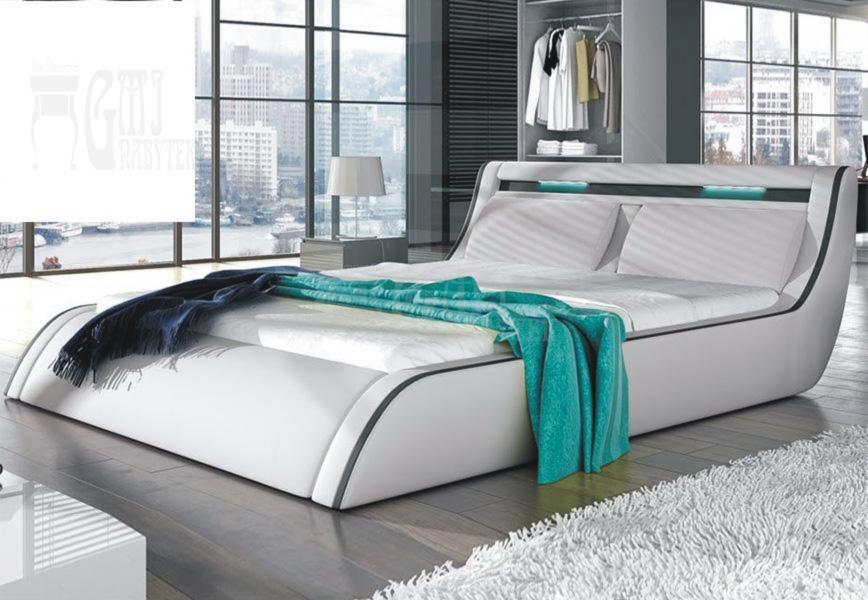 Ložnice Corfu, manželská postel 140x200
