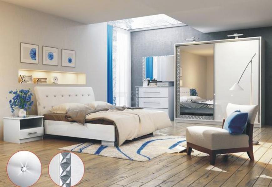 Ložnice Palermo, Kompletní ložnice