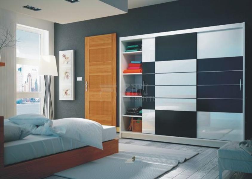 Ložnice Aruba 250, Skříň s posuvnými dveřmi