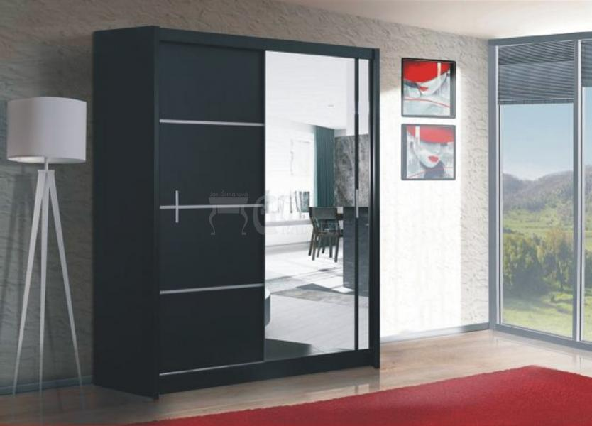 Ložnice Vista 150, Skříň s posuvnými dveřmi
