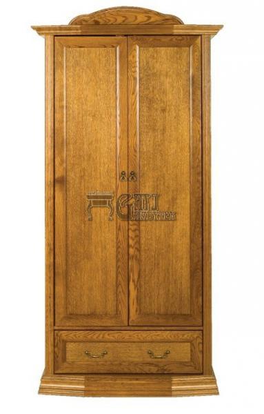 Rustikální nábytek MAGDA II skříň, Magda II skříň 105x205x60