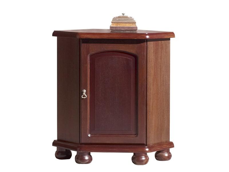 Rustikální nábytek ANITA komoda rohová, Anita komoda rohová 54,5x86x54,5
