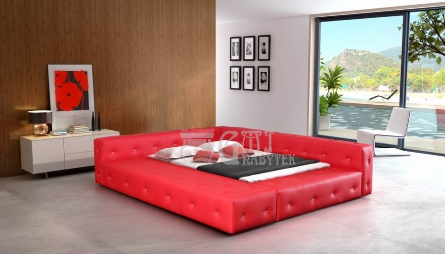 Ložnice Baron, Manželská postel Baron 140x200