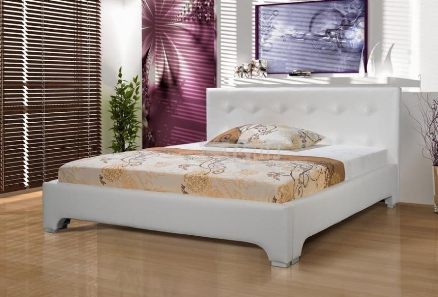 Ložnice Nefryt, Manželská postel Nefryt 140x200