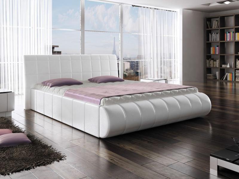 Ložnice Elisse, manželská postel 140x200