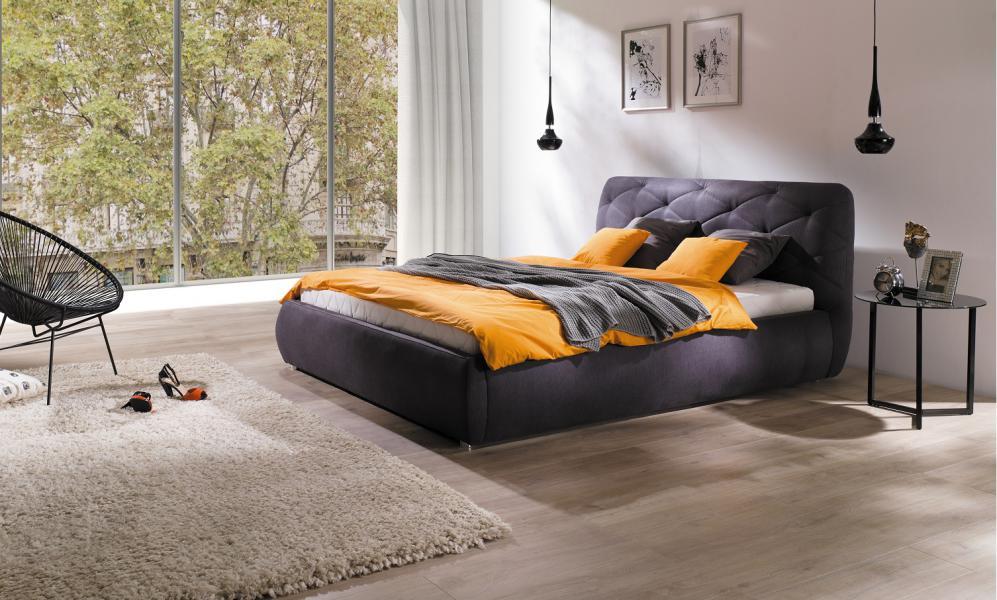 Ložnice Dalia, Manželská posteľ 140x200