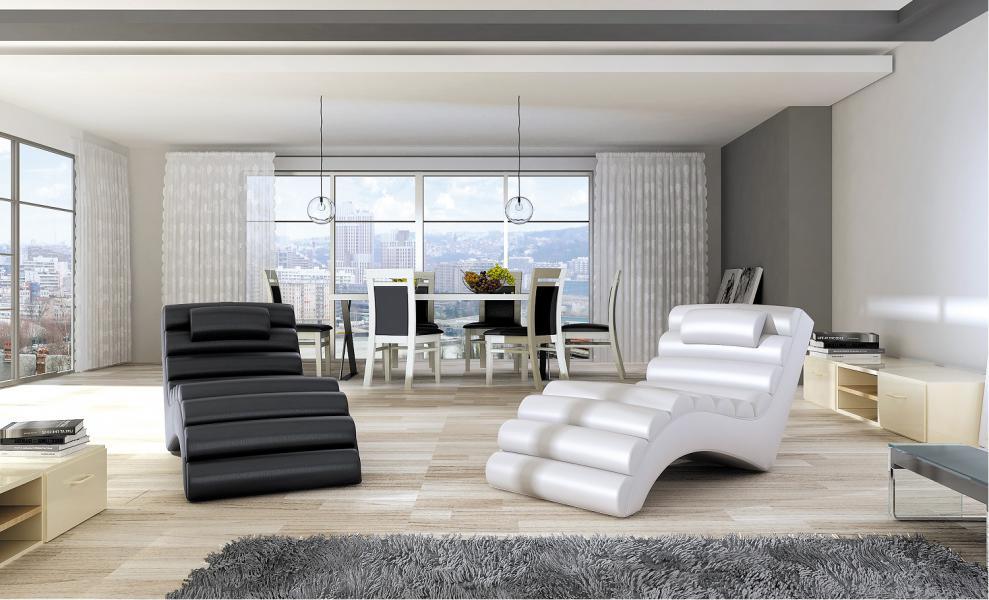 Kožená sedací souprava Miami relaxační křeslo kožené, Miami relaxační křeslo kožená