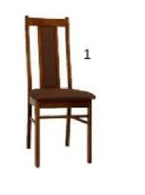 Kuchyně ŽIDLE GALA MEBLE, Jídelní židle 1