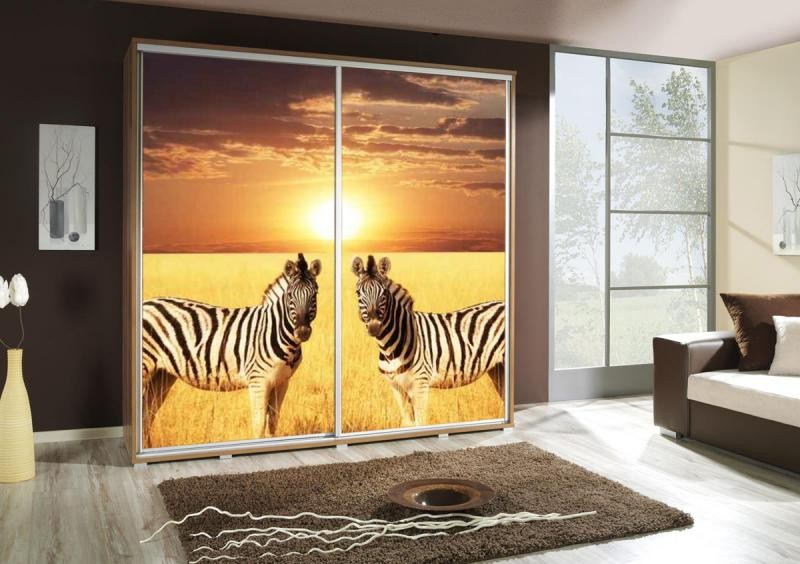 Ložnice zebry, Penelope zebry