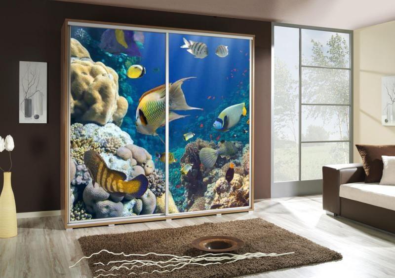Ložnice Akvárium, Penelopa akvárium 1