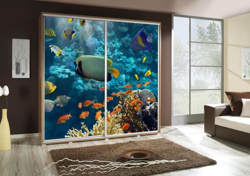 Ložnice Akvárium, Penelopa akvárium