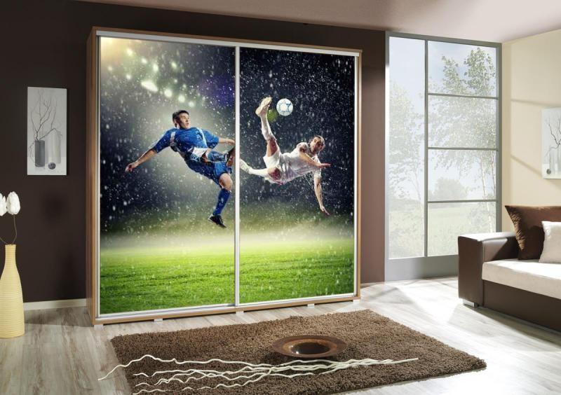 Ložnice Fotbal, Penelopa fotbal