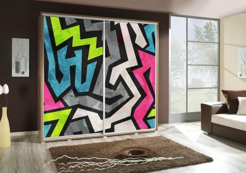 Ložnice Grafiti, Penelopa grafiti