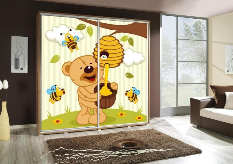 Ložnice Medvěd, Penelopa medvěd
