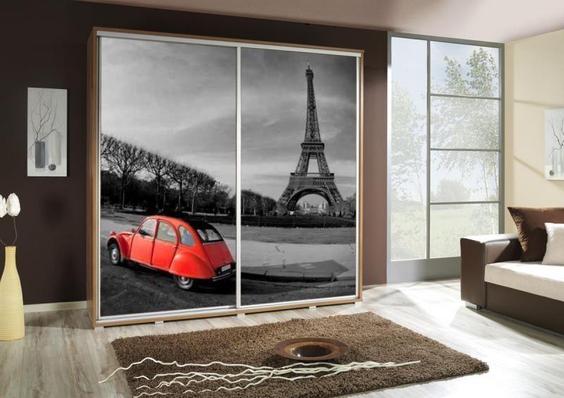 Ložnice Paříž, Penelopa Paříž