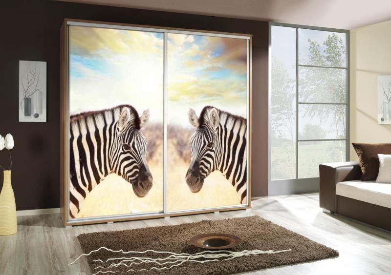Ložnice Zebra 1, Penelopa zebra 1