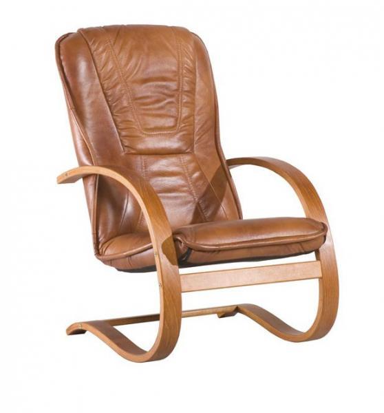 Kožená sedací souprava Finka 3 1 1, Křeslo Finka