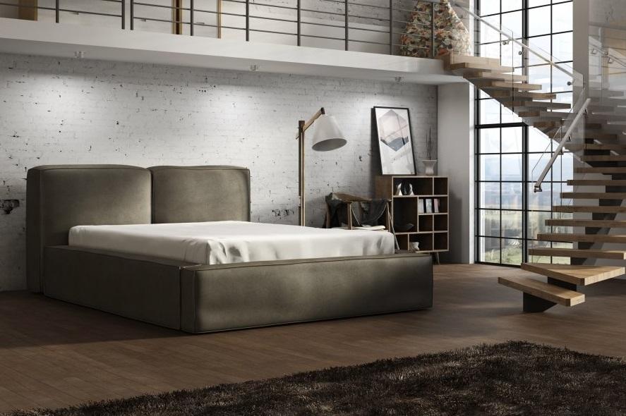 Ložnice Fiesta 140x200, Manželský postel Fiesta 140x200