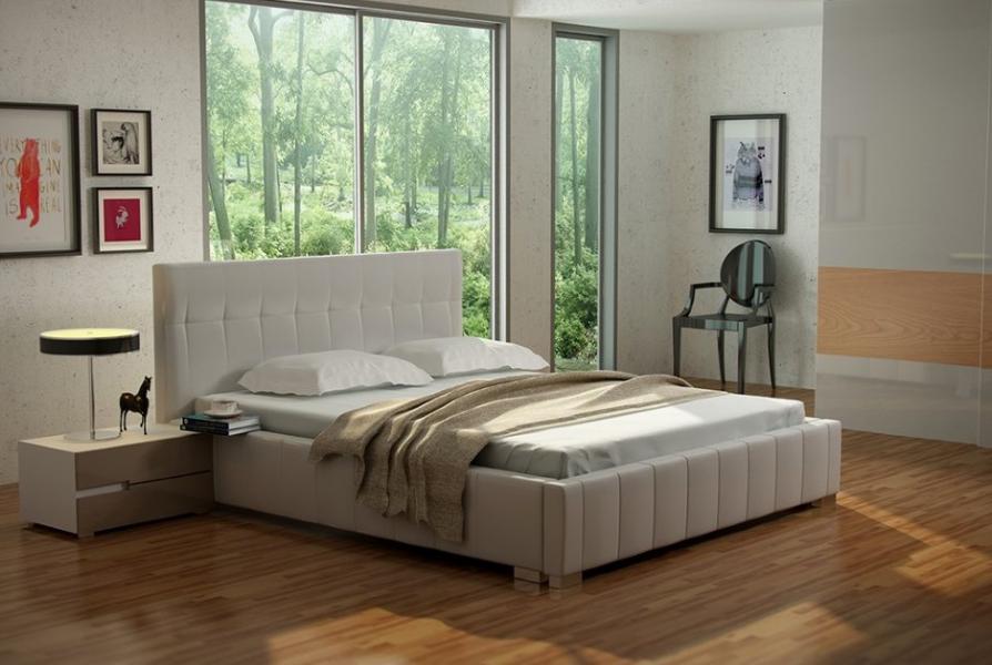 Ložnice Frappe 140x200, Manželská postel Frappe 140x200
