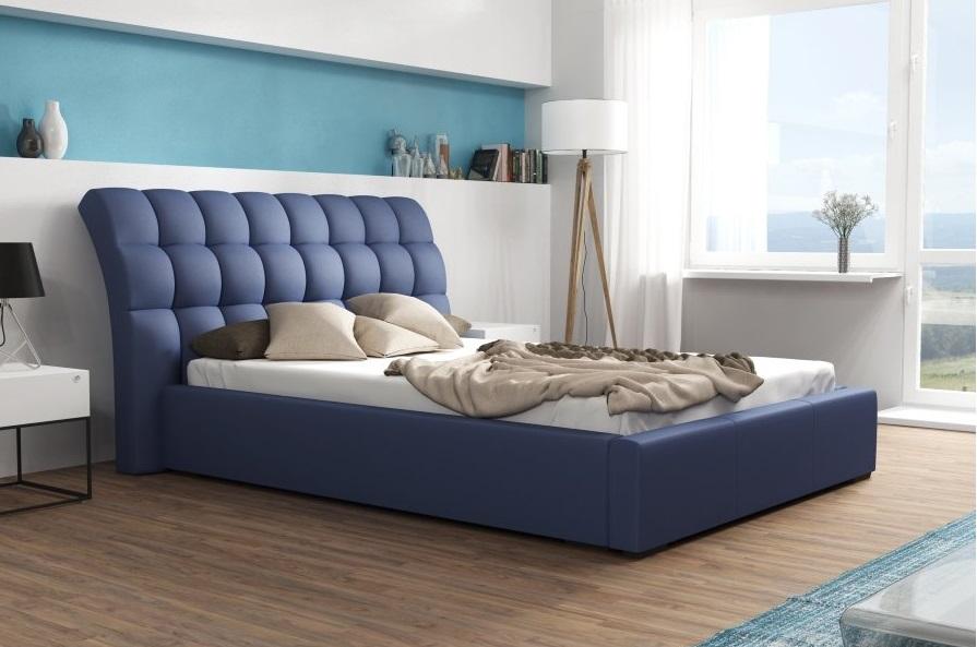 Ložnice Oslo 140x200, Manželská postel Oslo 140x200