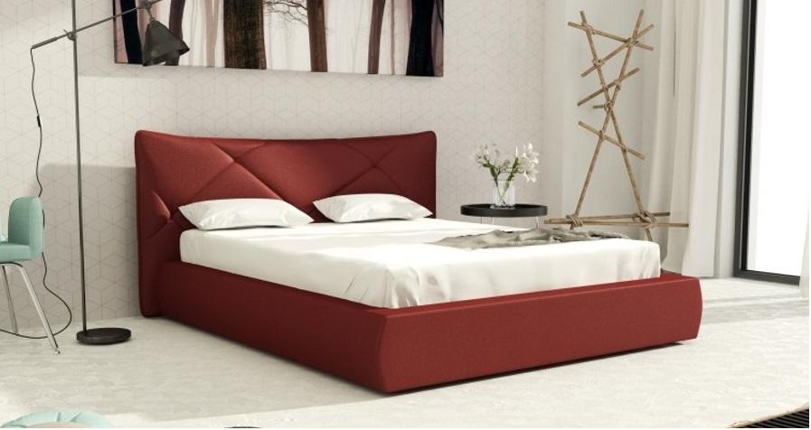 Ložnice Pesto 180x200, Manželská postel Pesto 180x200