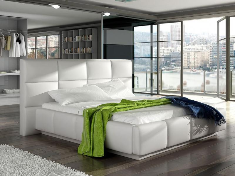 Ložnice Asti 140x200, manželská postel Asti 140x200