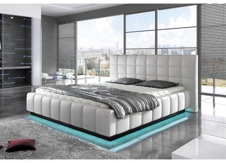 Ložnice Prato 180x200, manželská postel Prato 180x200