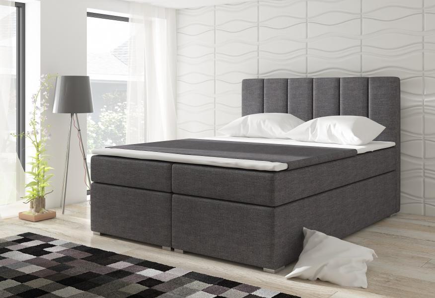 Ložnice Bolero 180x200, Bolero postel 180x200 látka savana 05