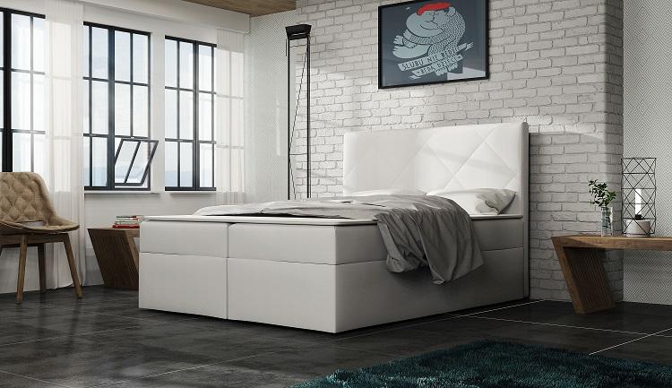 Ložnice Oldys, manželská postel Oldys 180x200