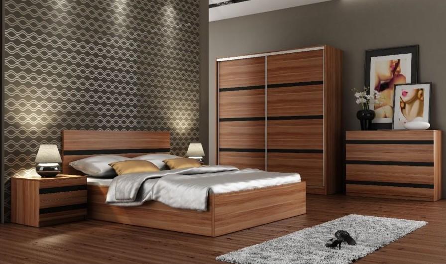 Florencja, kompletní ložnice ()