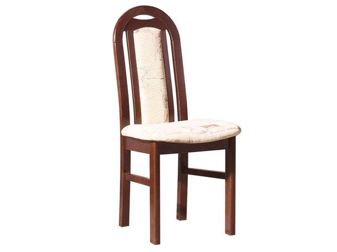 Židle Oval, rustikální židle Oval, provedení buk/dub ()