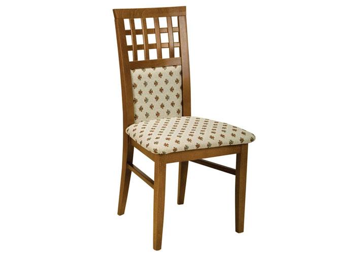 Židle Kratka, rustikální židle Katka ()