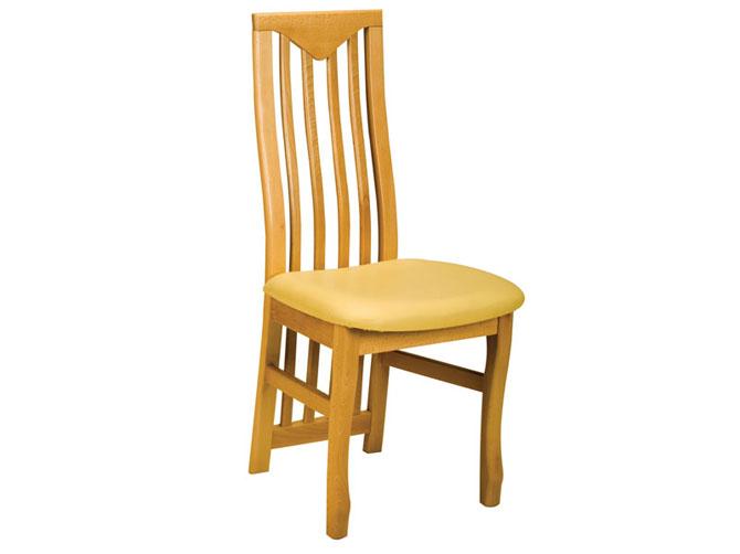Židle Ola, rustikální židle Ola ()