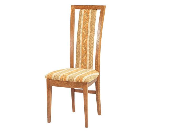 Židle Trapez, rustikální židle Trapez ()